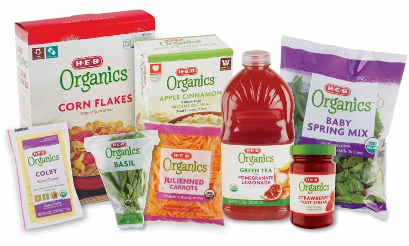 Information On Organic Products