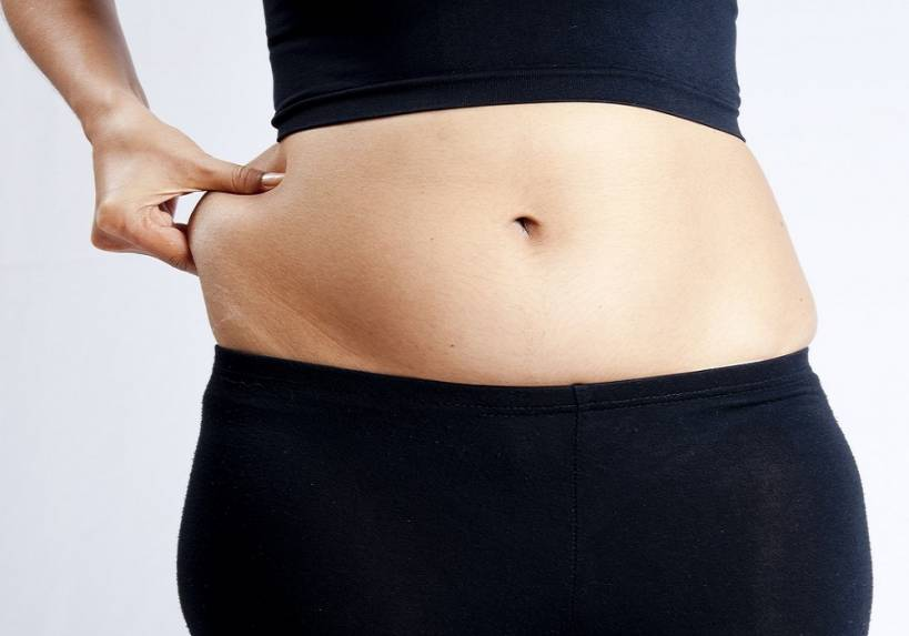 Lose Belly Fat To Prevent Joint Inflammation