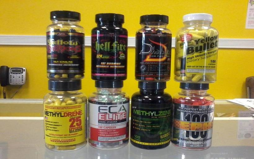 Natural Weight Loss Supplements – Ephedra