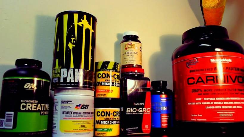 Order The Best Muscle Gaining Supplement