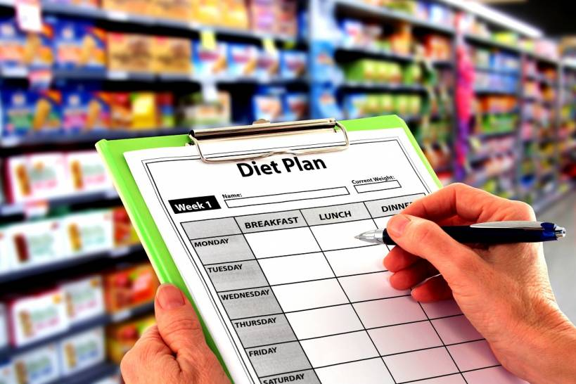 Planning Your Diet The Right Way