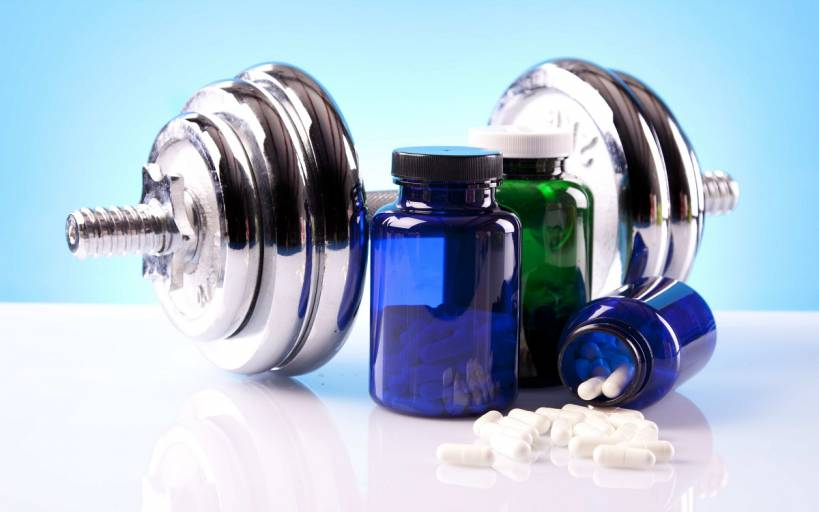 Supplements used for Gaining Muscles