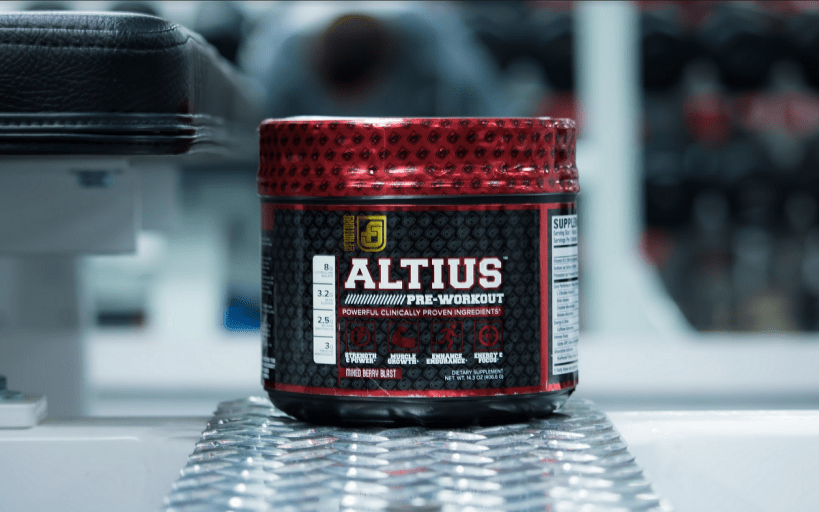 """The 3 Best Ingredients in Pre Workout Supplements"" is locked The 3 Best Ingredients in Pre Workout Supplements"