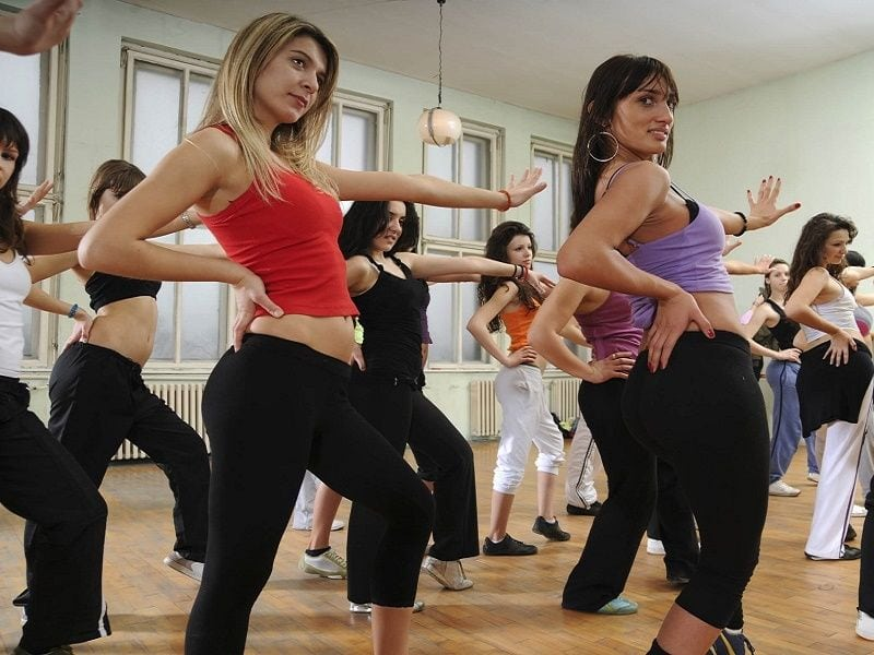 Zumba: The Secret to Get the Dancer's Body You Want