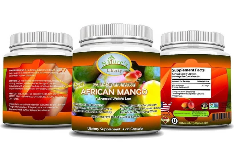 African Mango Diet Pills
